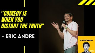 Eric Andre talks about his Bad Trip