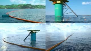 Тестирование барьеров Ocean Cleanup для очистки океана от мусора начнется этим летом