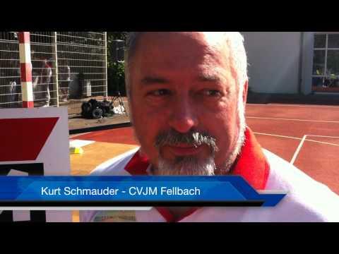 CVJM bewegt - Fellbach knackt den Weltrekord