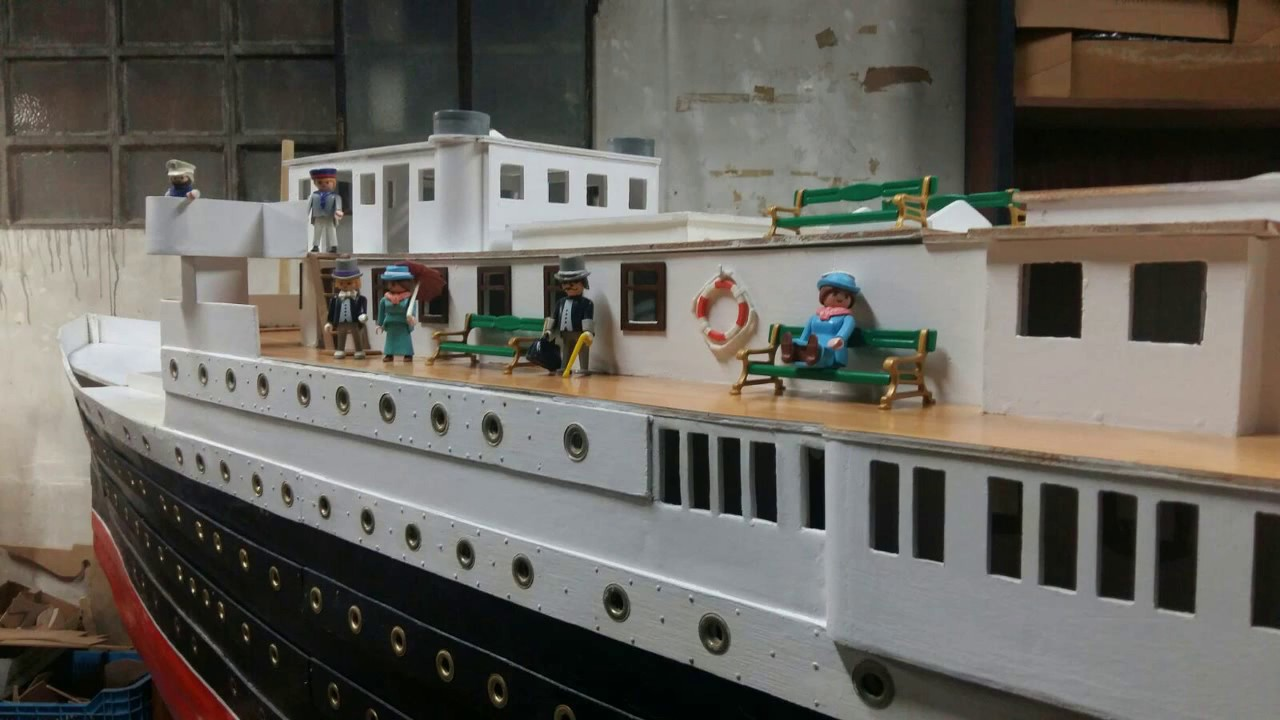 Titanic Playmobil Titanic Video Playmobil Video Playmobil Video xodBCe
