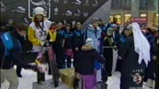 Skiboard World Cup 2008 Successfully Concludes at Ski Dubai