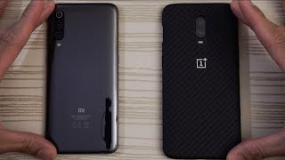 Xiaomi Mi 9 vs OnePlus 6T - Speed Test!
