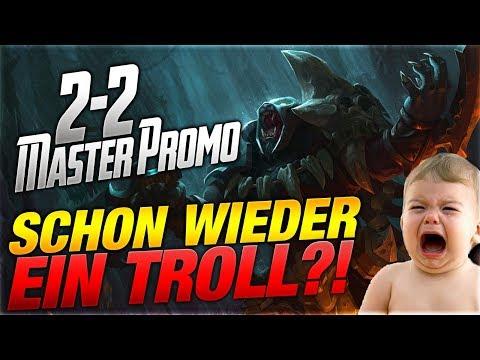 Schon wieder ein Troll in der Promo... [League of Legends] [Deutsch / German]