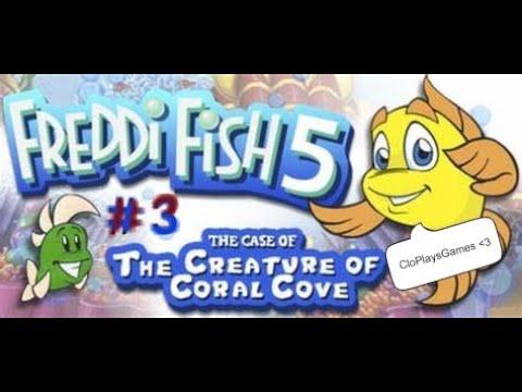 Freddi Fish 5: The Case of the Creature of Coral Cove P (3) |