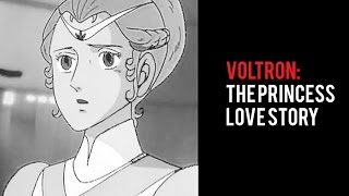 Voltron: The Princess Love Story