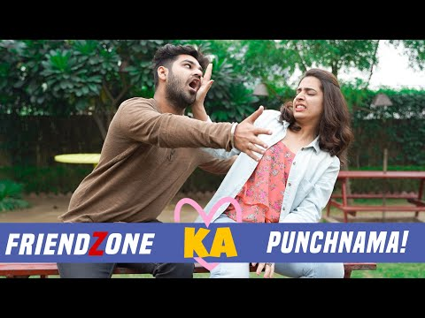 Friendzone ka Punchnama || Sushant Maggu