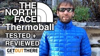 The North Face THERMOBALL Fill Zip Jacket TESTED + REVIEWED
