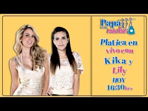 ¡Revive la transmisión con Kika y Lily! | Papá a toda madre | Televisa