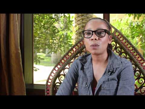 A conversation with Cedella Marley about her book ONE LOVE, based on the song by Bob Marley