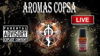 La Noche de la Alquimia 59 programa 08/08/16. Revisión Aromas COPSA.