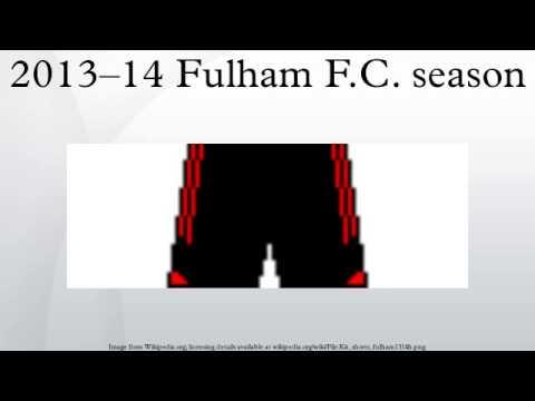 2013–14 Fulham F.C. season