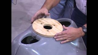 Cowling Installation demonstrations