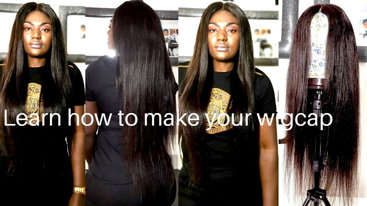 Download Step by Step how to make a wig cap tutorial #perruque