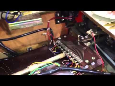1970 Sega Gun Fight EM Arcade machine
