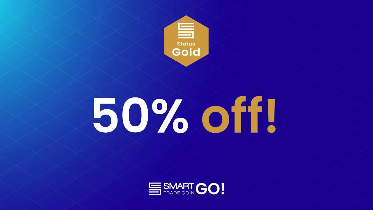 Halving Special! | Smart Trade Coin