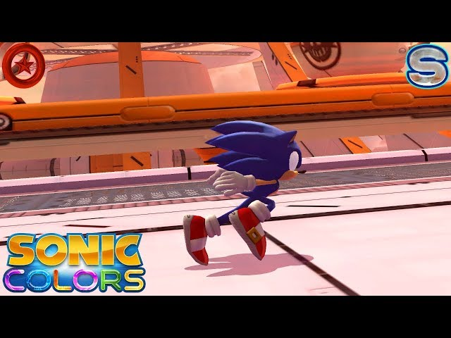 Sonic Colors (Wii) [4K] - Sweet Mountain Act 1-6 (All Red Rings + S-Ranks)