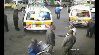 Theft At Mololine Captured On Camera