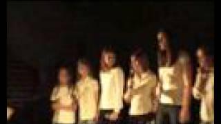 Gwiazdka w karnawale, Sienna Gospel 02