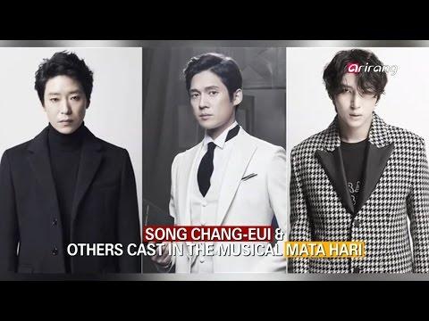 "Showbiz Korea _ Um Ki-joon, Song Chang-ui & LEO cast in ""MATA HARI"""