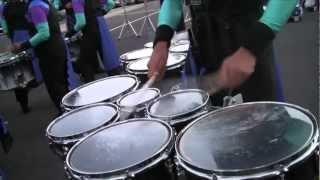 Blue Devils Drumline 2012 - Malfred