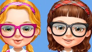 Fun Baby Girl Care Games - Sweet Baby Girl School Cleanup 6
