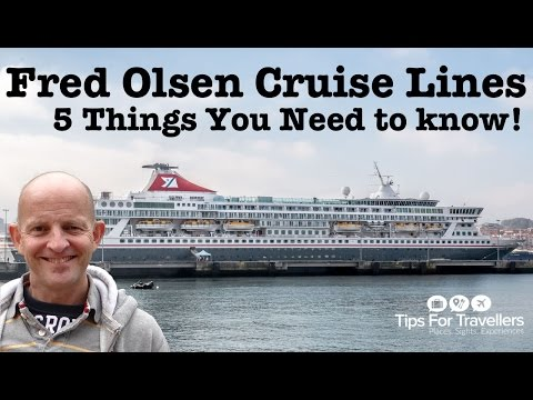 Fred Olsen Cruise Lines:  5 Things You Need To Know Before Cruising With Them
