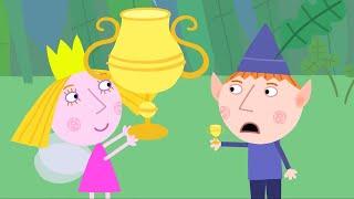 El Pequeño Reino de Ben y Holly - Capitulos Completos 1 Hora - Dibujos Animados