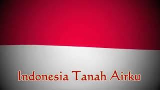 Lagu Indonesia Raya tanpa vokal + lirik