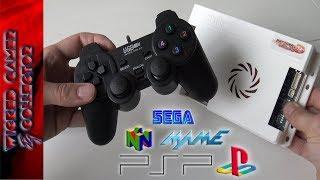 Pandora's Box Game 3D Ultimate Retro TV Game BOX Console !!