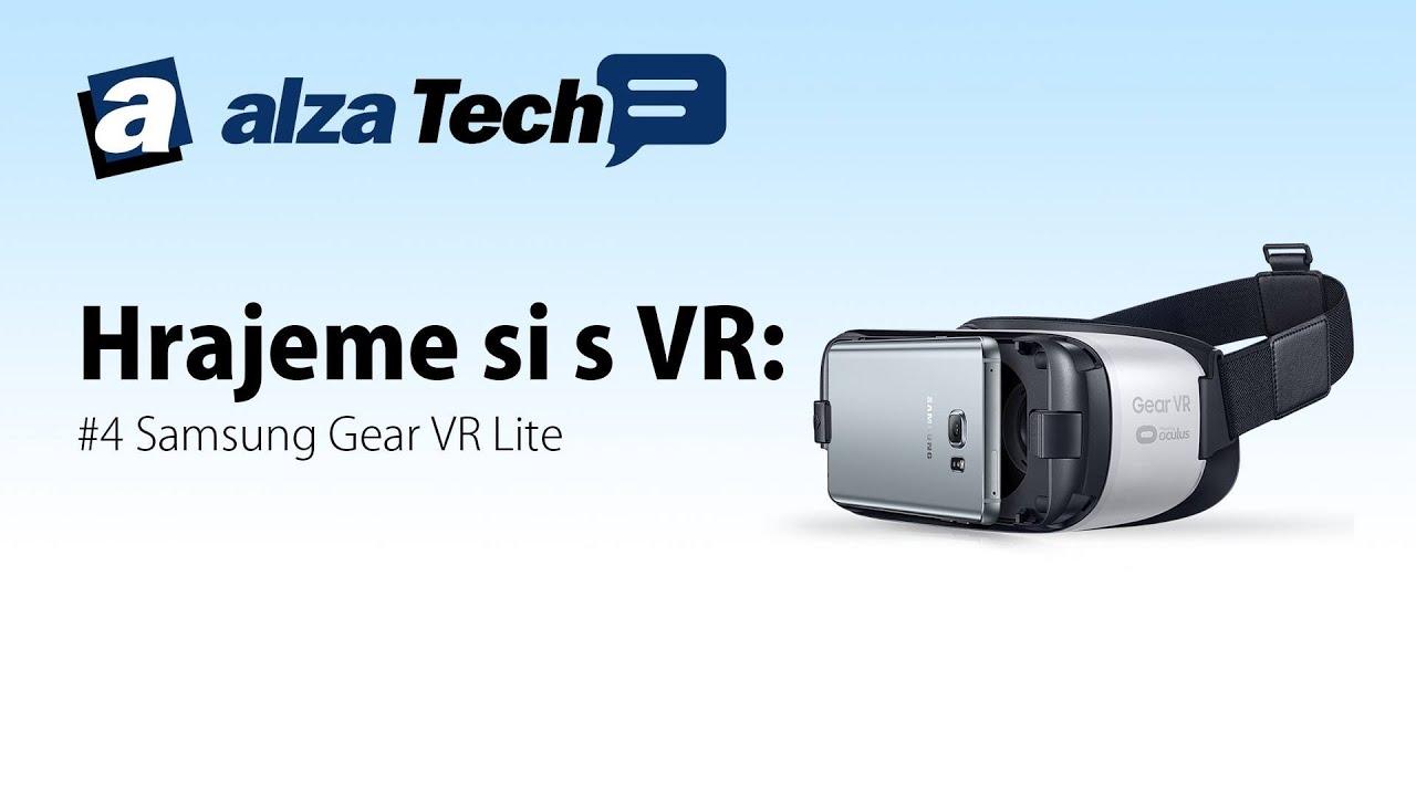 9f0a1b840 Samsung Gear VR - Okuliare na virtuálnu realitu   Alza.sk