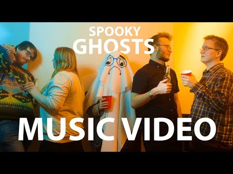 SNCKPCK - Spooky Ghosts (Offical Music Video)