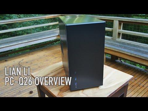 Lian Li PC-Q26 11 Bay NAS Case Overview