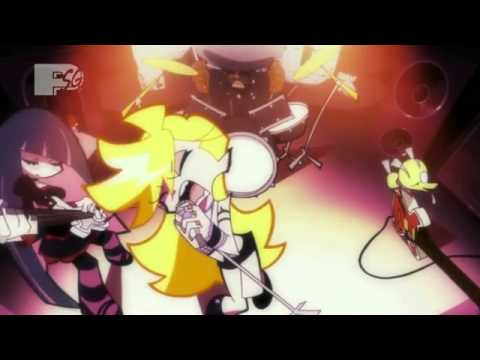 Panty and stocking with garterbelt english dub