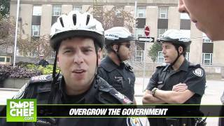 Toronto Hashmob-420-SmokeOut-at-YongeDundasSq. April 20th 2011 PROMOTIONAL VIDEO
