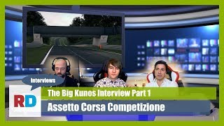 The Big Assetto Corsa Competizione Interview (Part 1)
