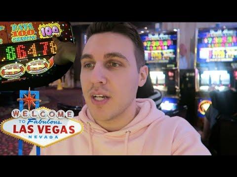 Slot Play OLD Vs NEW  Las Vegas