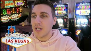 Slot play OLD vs NEW  Las Vegas
