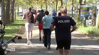Nachrichten * Politik * Neue Probleme bei der Ausbildung an Berliner Polizeischule
