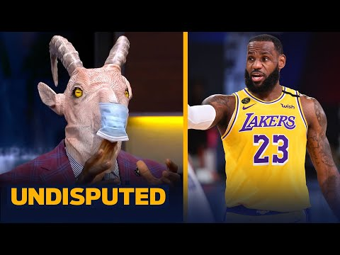Skip & Shannon react to LeBron's game-winning shot against the Clippers   NBA   UNDISPUTED