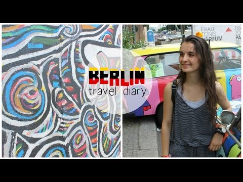 Travel Diary // Berlin July 2016