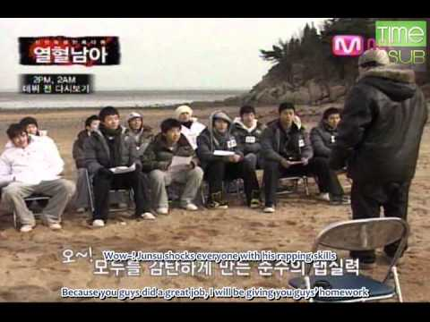 [TIME2SUB] 080222 Hot Blood EP 5 - 2AM & 2PM (eng Subs)