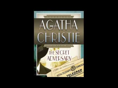 Agatha Christie The Secret Adversary (audiobook)