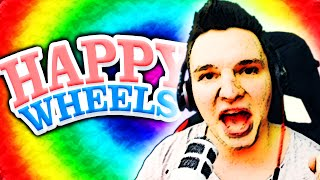 ES REGNET BLUT!! | Happy Wheels #30