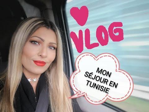 [1er VLOG] MON SÉJOUR EN TUNISIE 🇹🇳😍