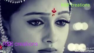 Agnisakshi serial background song/female version