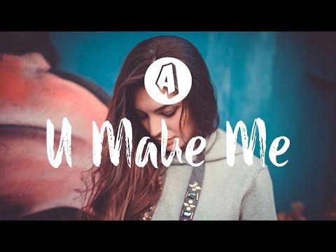 Disco Fries ft. Raquel Castro - U Make Me (Lyrics / Lyric Video)