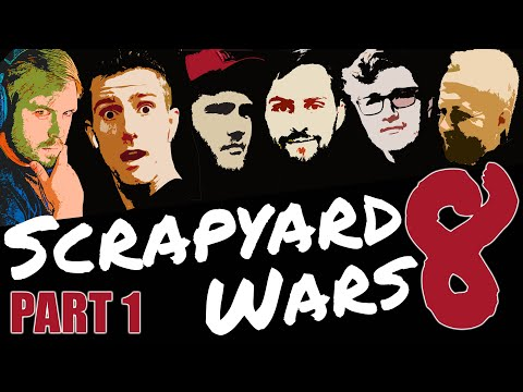 Budget Gaming Setup CHALLENGE - Scrapyard Wars 8 Part 1