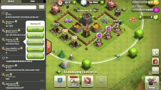 Clash of Clans / Clan / Aller Anfang ist riesig/