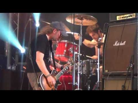 Karma To Burn (US Stoner) - I Did That All With My Fly Down - @ Baroeg Open Air 2012