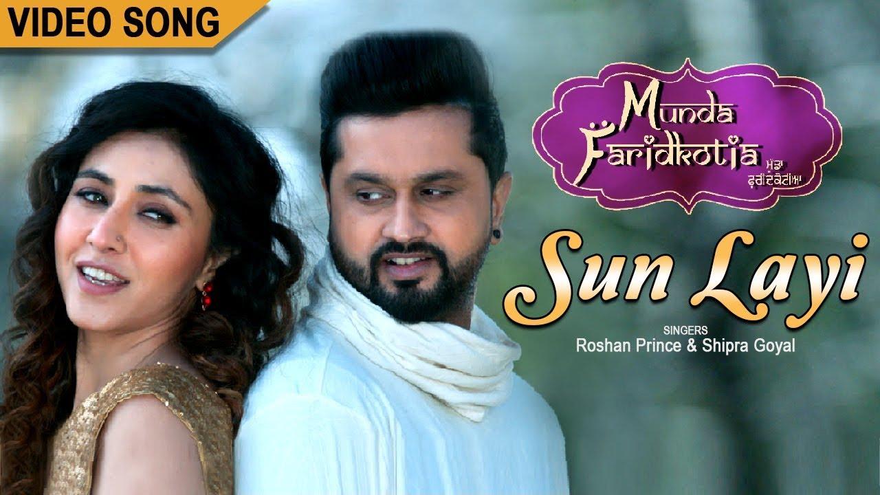 sun layi roshan prince, shipra goyal sharan kaur new punjabi love song munda faridkotia  roshan prince vehma mp4.php #4